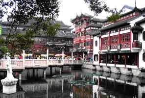 В старой части Шанхая